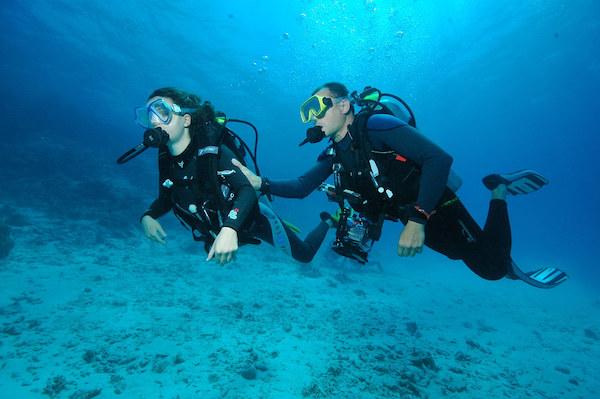 Curso PADI Divemaster en el centro de buceo Divers de platja d'aro