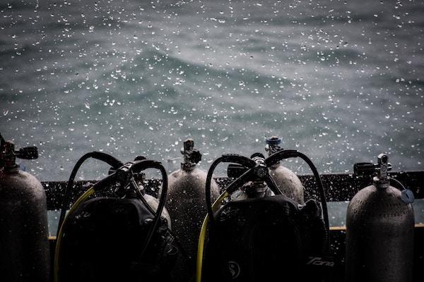 Curso nitrox PADI en Divers centro de inmersiones de Platya d'Aro