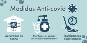 Medidas anti-covid 19